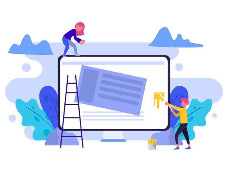 עקרונות לעיצוב אתרים